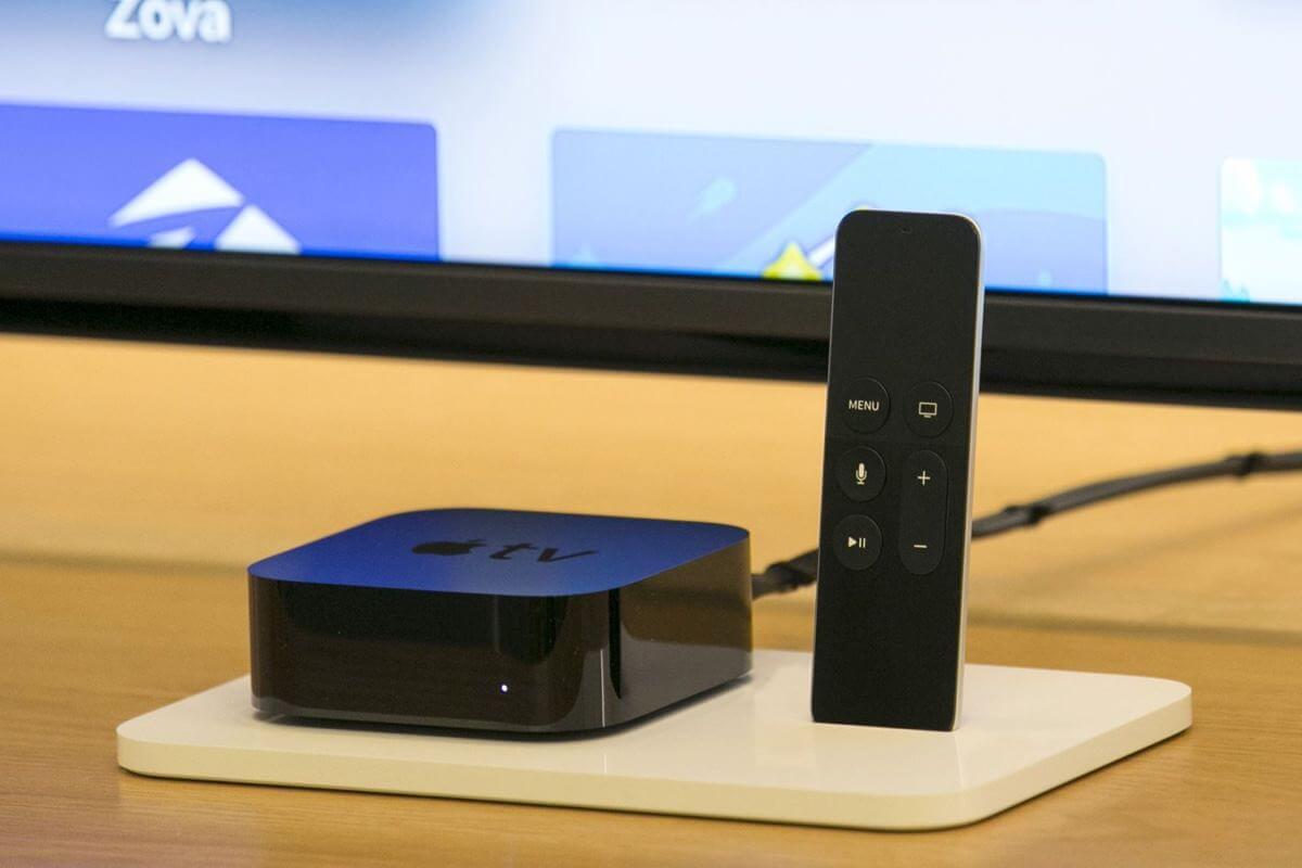 Телеприставка Apple TV научилась проигрывать 360-градусные видео