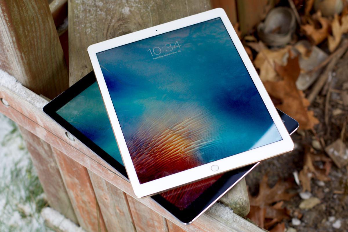 Первое впечатление от 12,9-дюймового iPad Pro