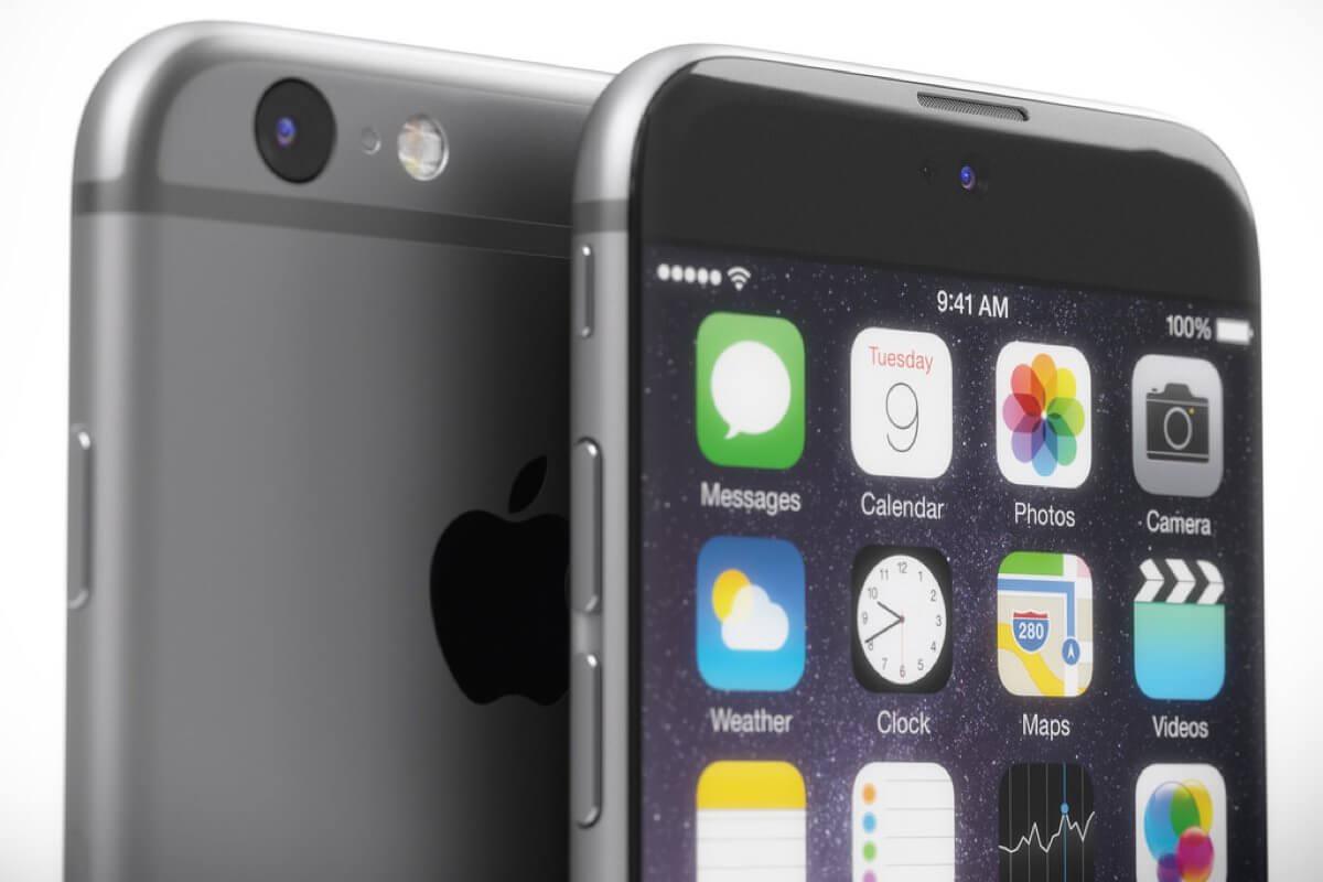 Смартфон iPhone 7 засняли на видео