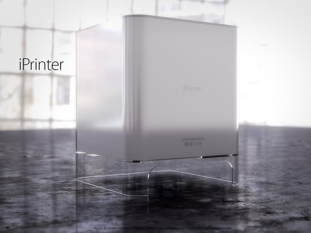 Apple iPrinter 4
