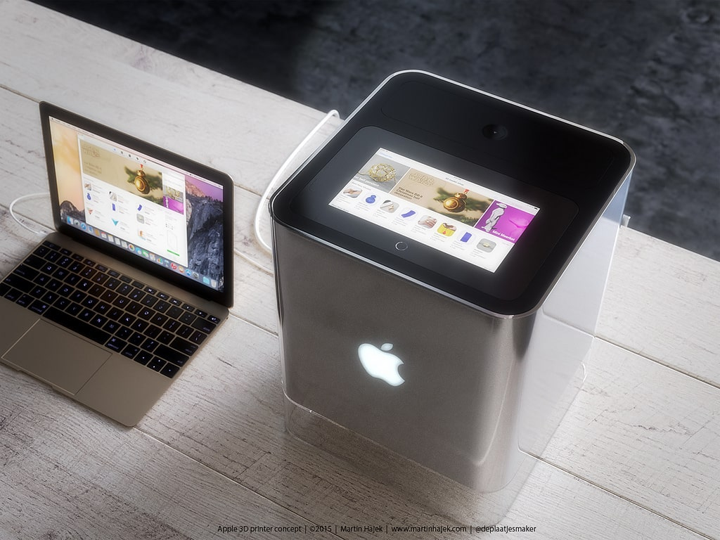 Apple iPrinter 5