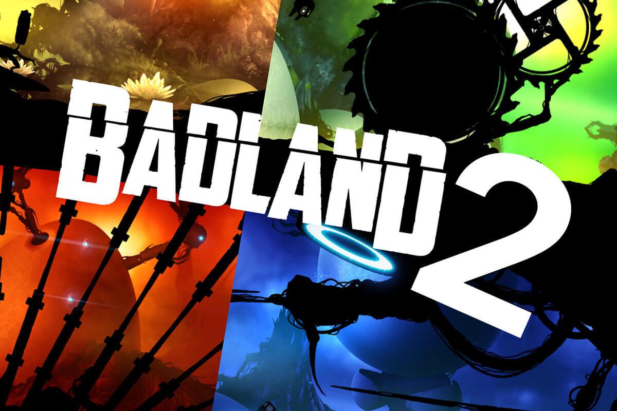 В магазине приложений App Store появилась игра Badland 2 для iPhone и iPad
