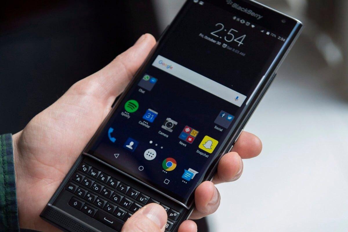 Blackberry выпустит второй бюджетный Android-смартфон в 2016 году
