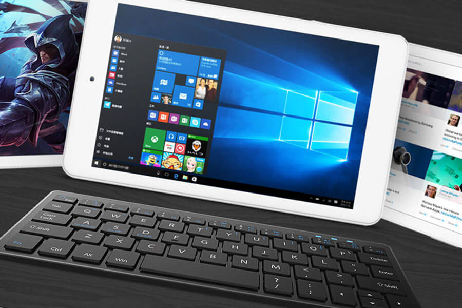 Начался прием предзаказов на планшет Cube iWork8 Ultimate на Windows 10 стоимостью 100$