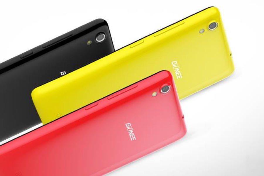 Gionee анонсировала бюджетный смартфон P5W