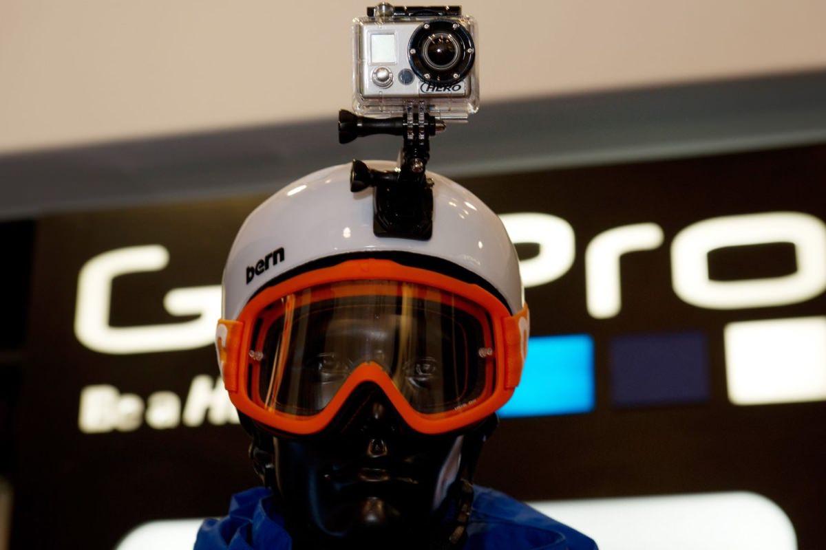 Apple может выкупить производителя экшен-камер GoPro