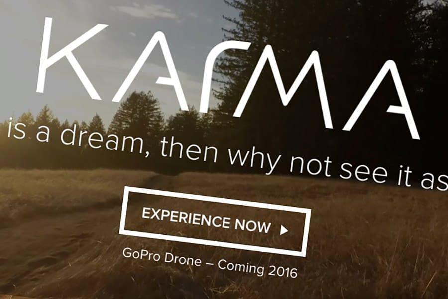GoPro выпустит свой первый квадрокоптер в 2016 году