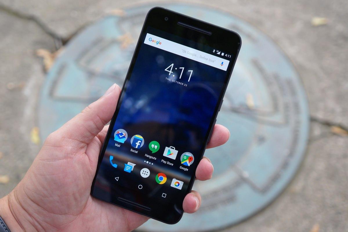 Объявлена официальная стоимость смартфона Nexus 6P в России