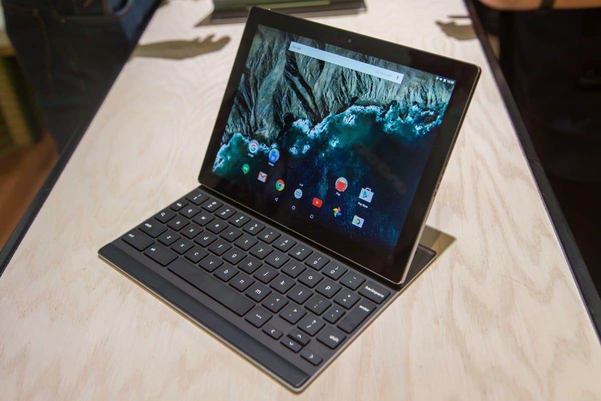 Планшет Google Pixel C поступил в продажу