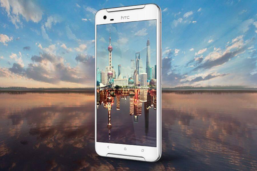 Флагманский смартфон HTC One X9 представлен официально