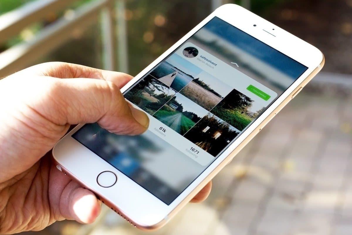 Instagram для Android получил поддержку технологии 3D Touch