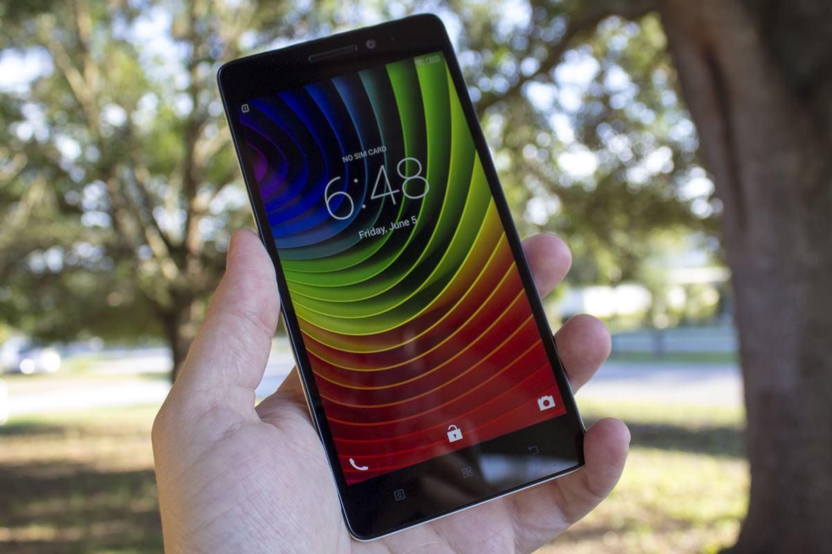 Lenovo подтвердила присутствие сканера отпечатков пальцев в смартфоне K4 Note