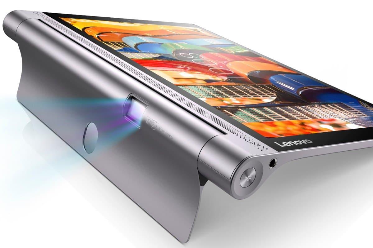 Планшет Lenovo Yoga Tab 3 Pro со встроенным проектором представлен в России