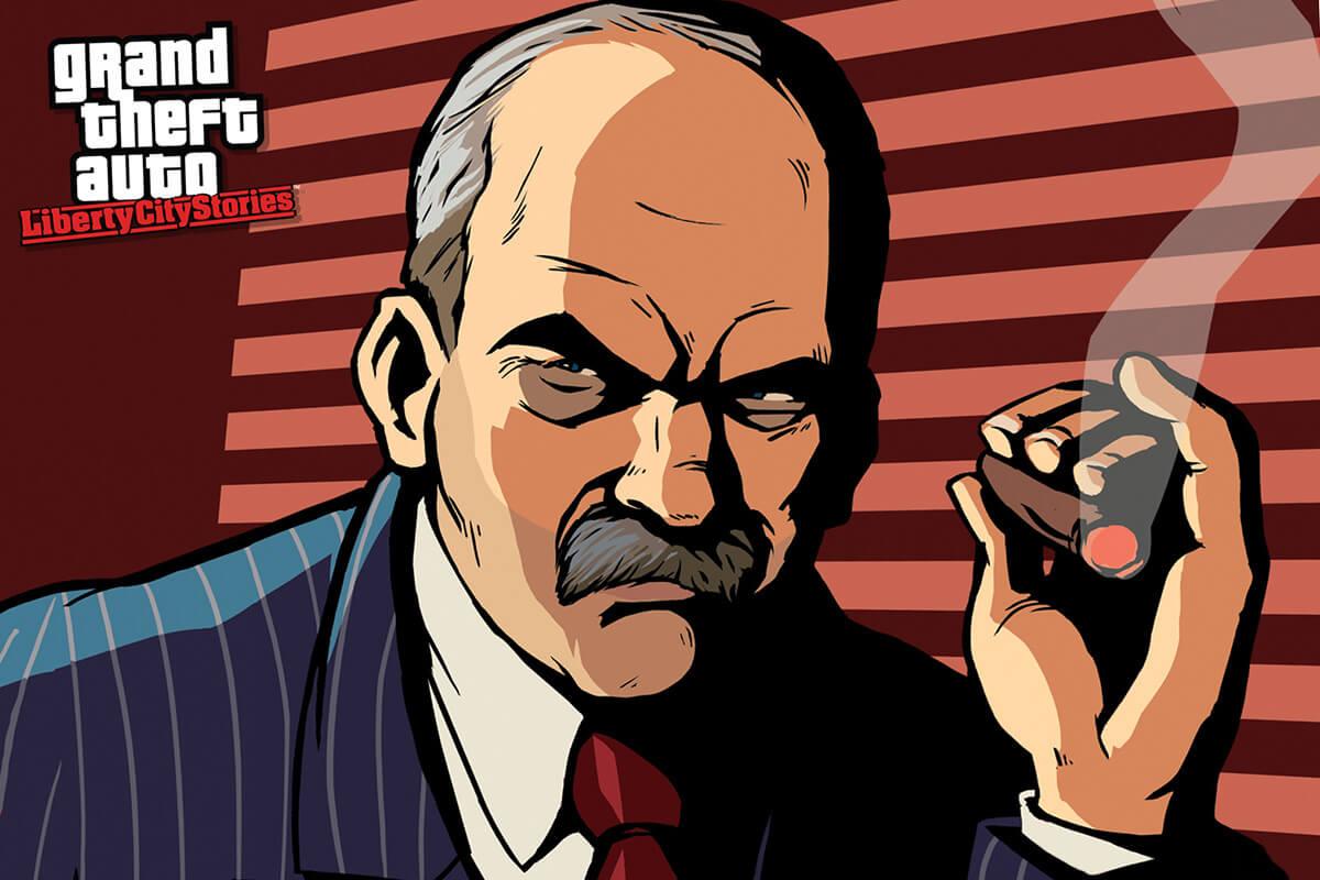 Rockstar выпустила Grand Theft Auto: Liberty City Stories для iPhone и iPad