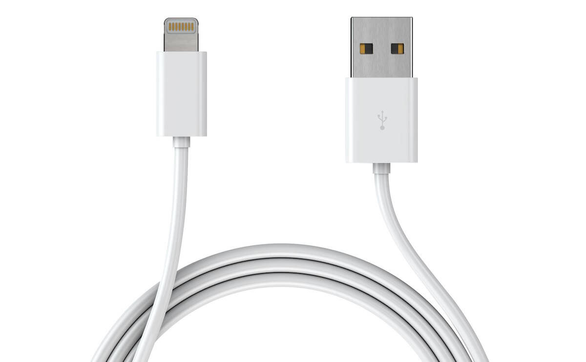 Lightning Apple cables 3