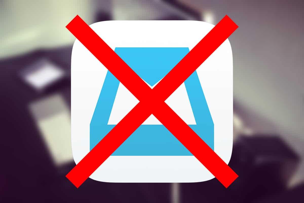 Почтовый клиент Mailbox прекращает свою работу с 26 февраля