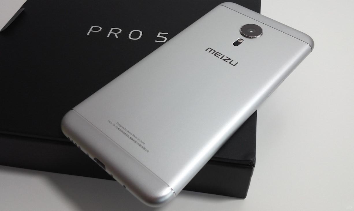 Meizu Pro 5 Russia 3
