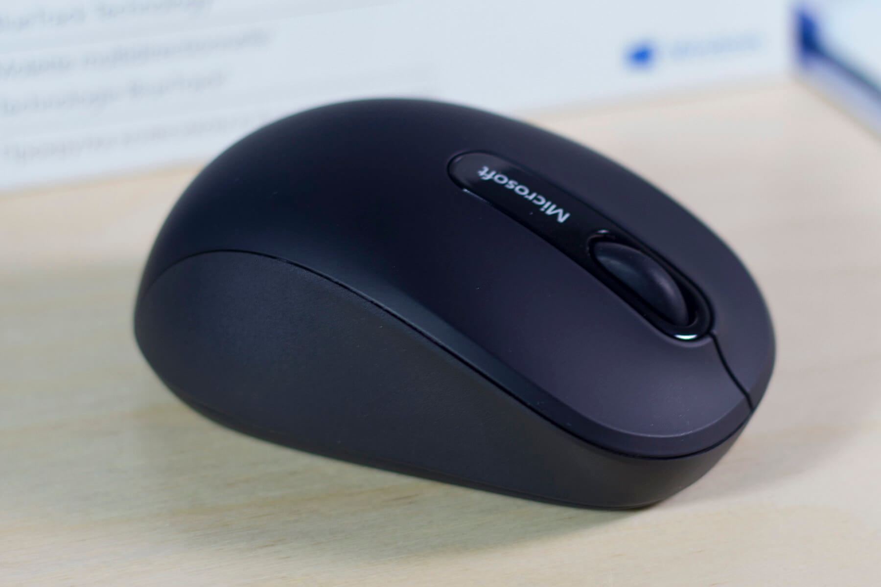Обзор Bluetooth мыши Microsoft Mobile Mouse 3600 в связке с MacBook