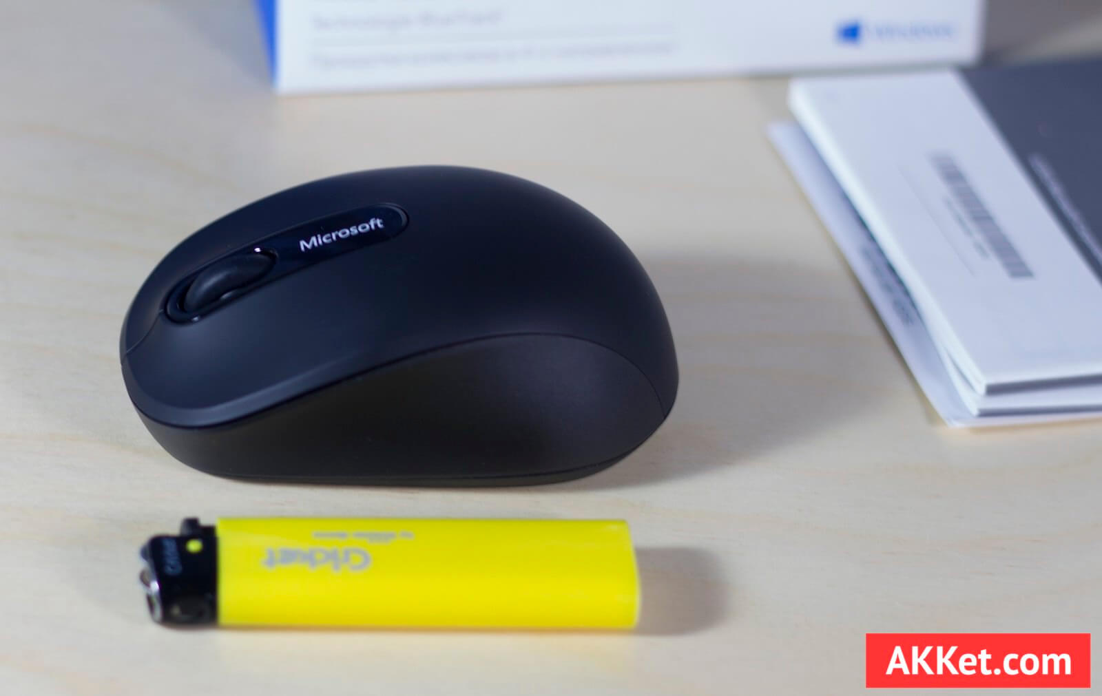 Microsoft Bluetooth Mobile Mouse 3600 review mouse 10