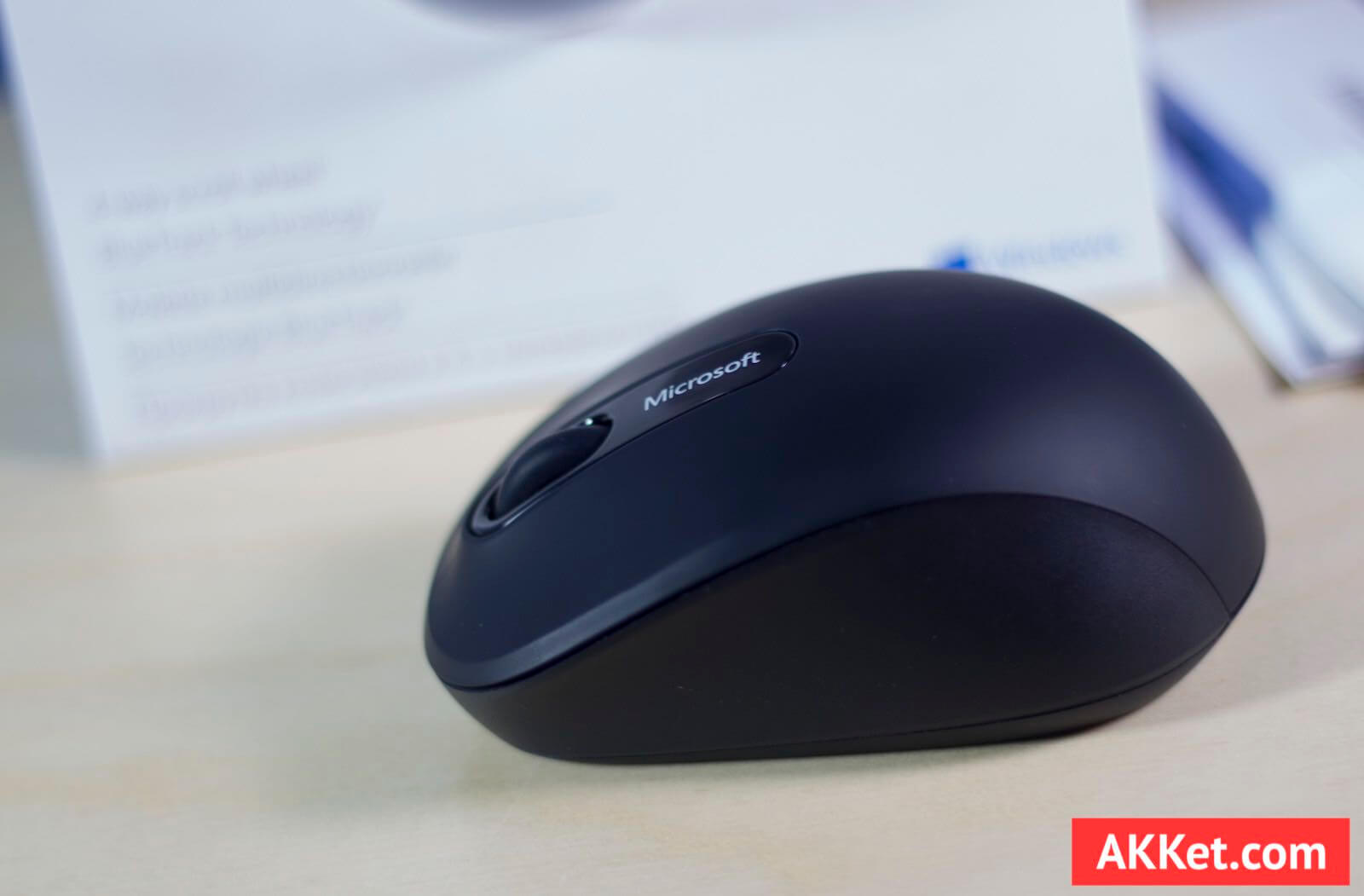 Microsoft Bluetooth Mobile Mouse 3600 review mouse 11