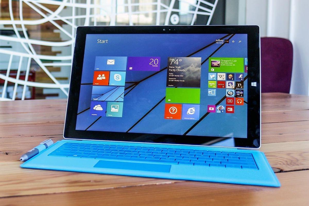 Продажи планшетов Microsoft Surface обогнали iPad в США