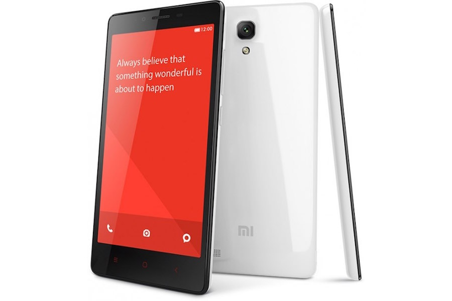 Redmi Note Prime Android 3