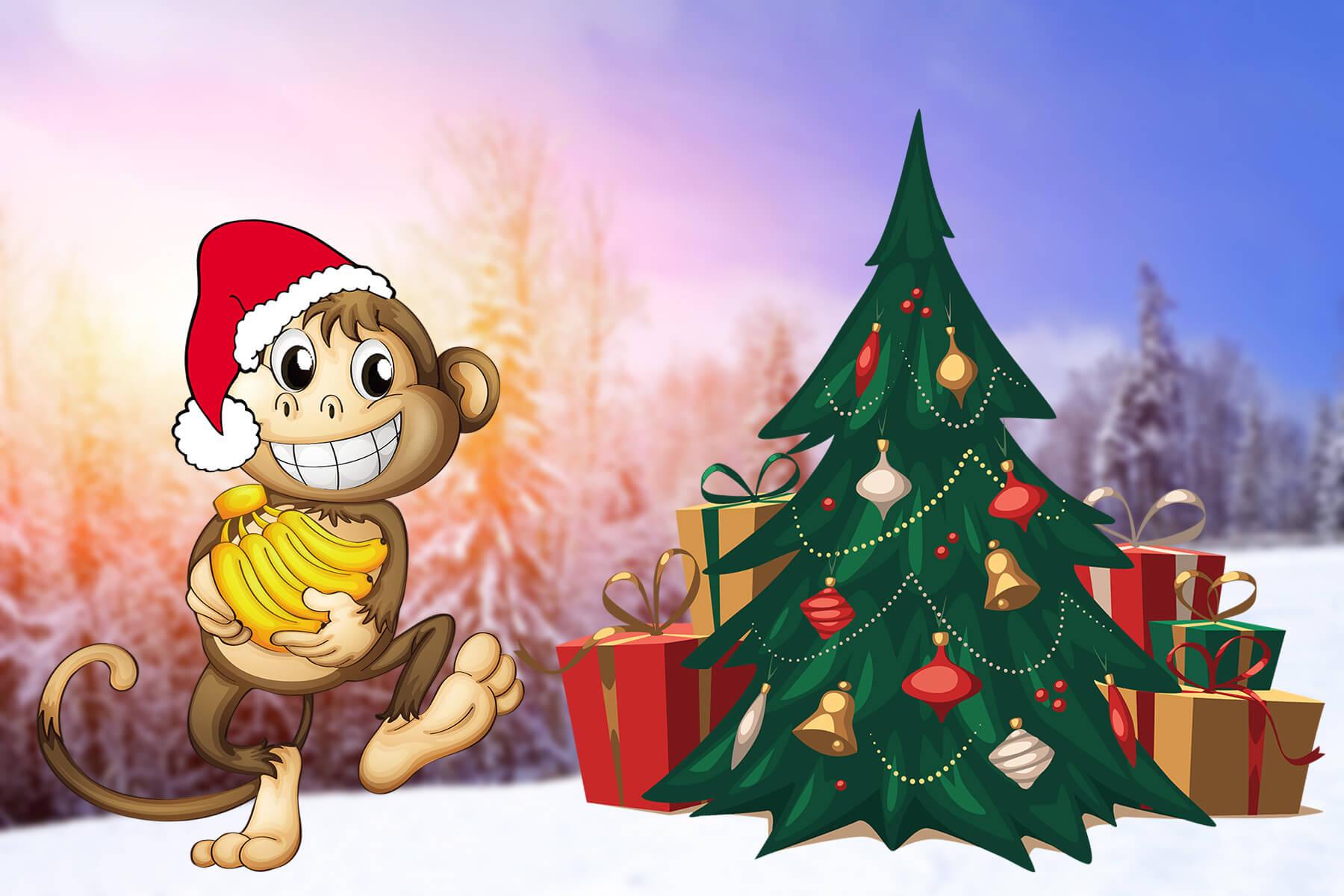 C Новым годом от редакции AKKet.com