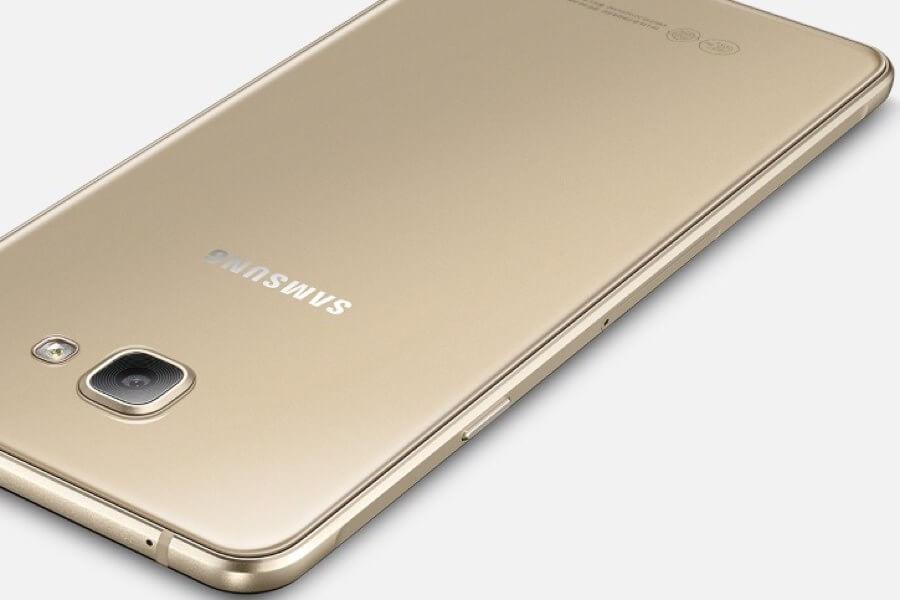 6-дюймовый Samsung Galaxy A9 представлен официально