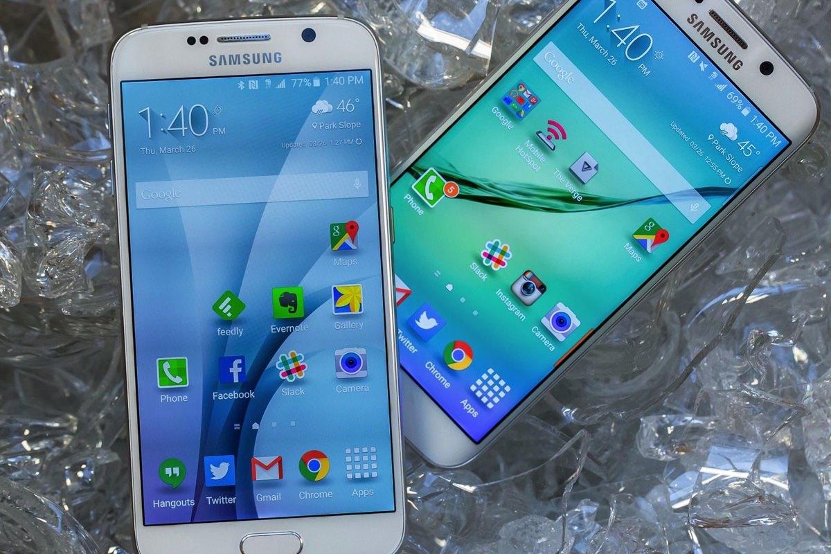 Скриншоты Android 6.0 Marshmallow для линейки Galaxy S6 утекли с сеть