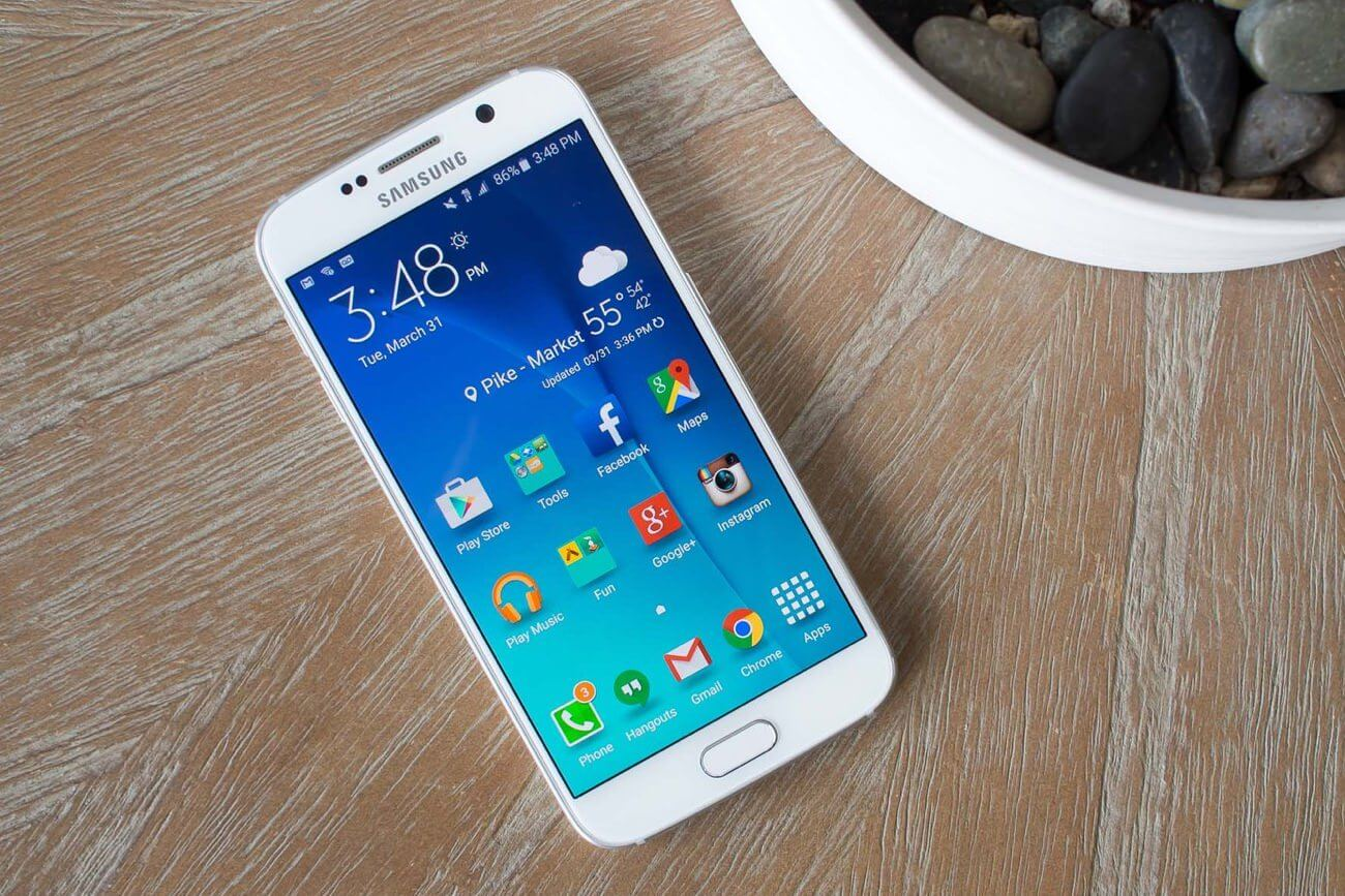 Samsung Galaxy S6 Mini 1