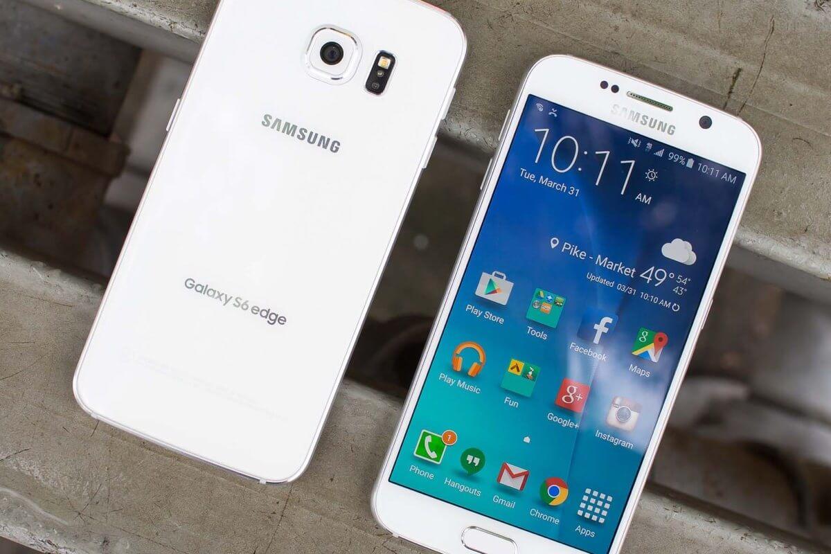 Стоимость Samsung Galaxy S6 в России резко упала