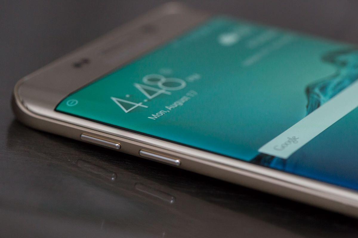 Samsung Galaxy S7 получит дисплей с распознаванием силы нажатия