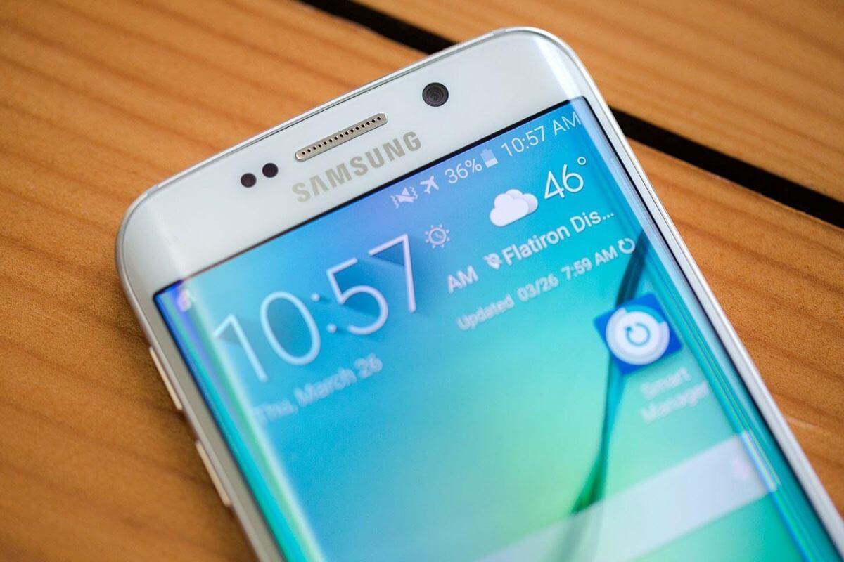 В сеть утекли фотографии Samsung Galaxy S7