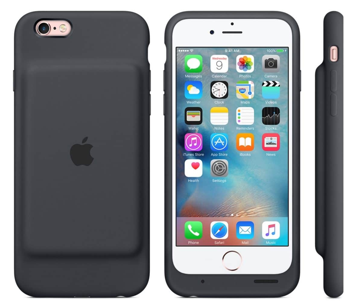Smart Battery Case Apple iPhone 6 iPhone 6s cases