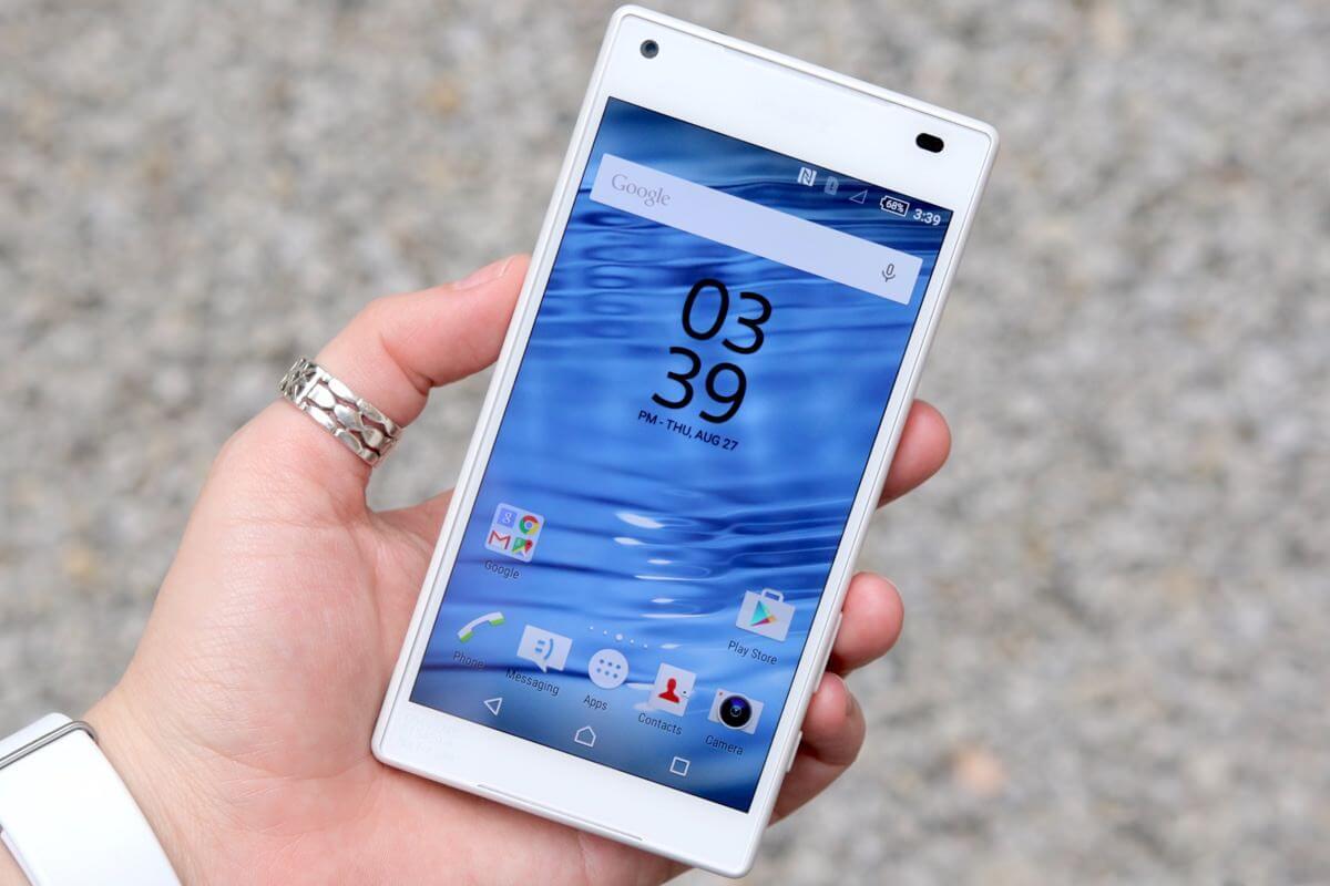 Смартфоны Sony станут работать на 40% дольше из-за нового типа батарей