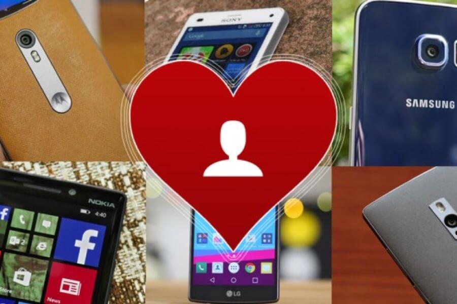 10 лучших смартфонов на Android и iOS вышедших в 2015 году
