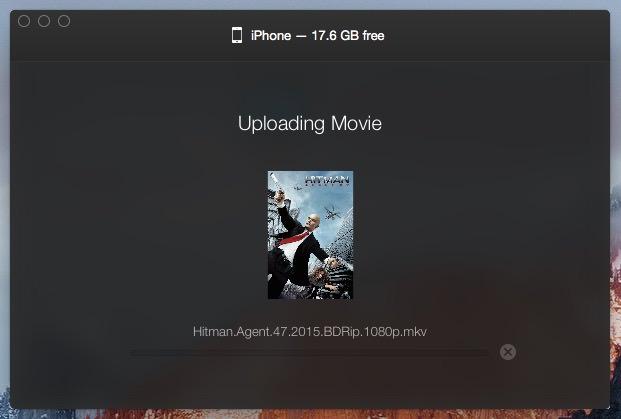 Waltr Mac Windows PC Russia Review convert video film movie mp4 fast connnect itunes 5