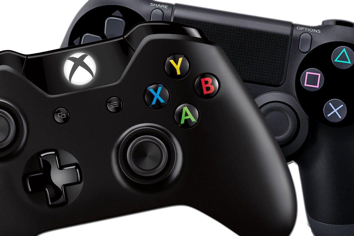 Консоль Sony Playstation 4 обогнала Xbox One по продажам