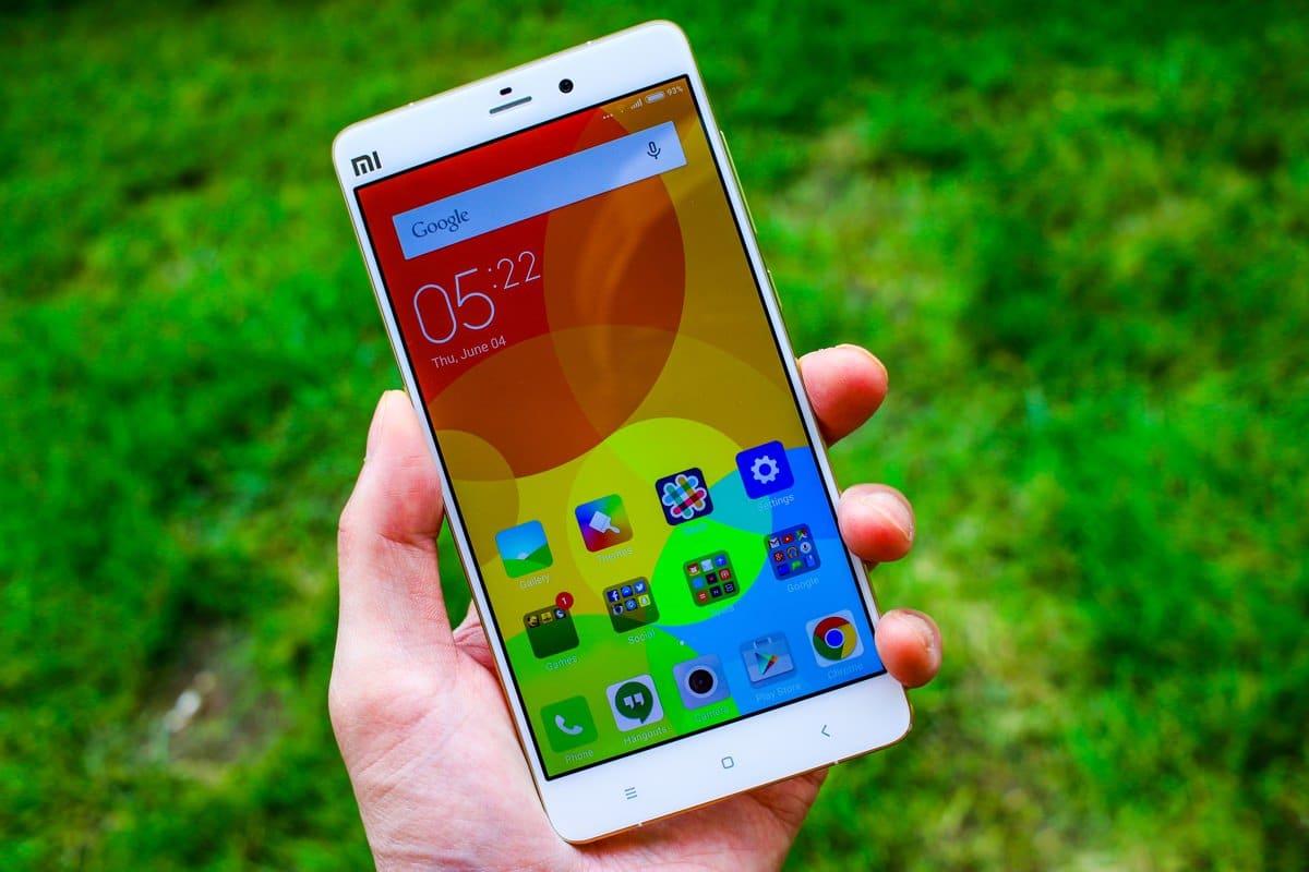 Внешний вид смартфона Xiaomi Mi5 показали на рендере