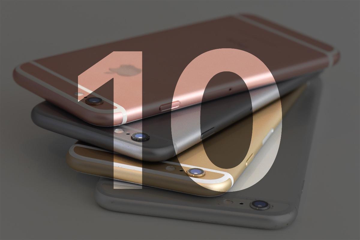 Главным новшеством iOS 10 станет встроенный менеджер загрузок