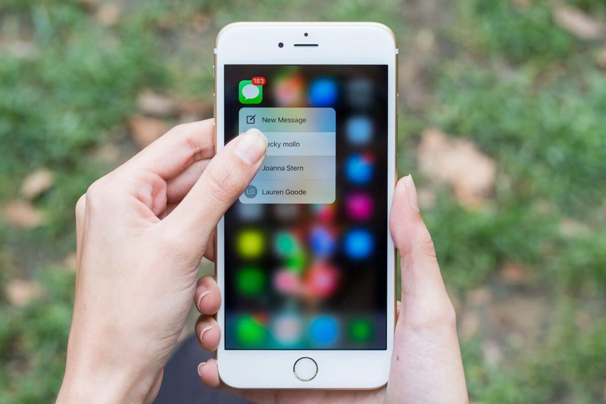 Apple разрабатывает голографический дисплей для следующих поколений iPhone