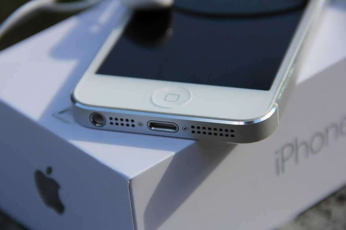 iPhone 5 потребляет мобильный интернет при использовании сети Wi-Fi
