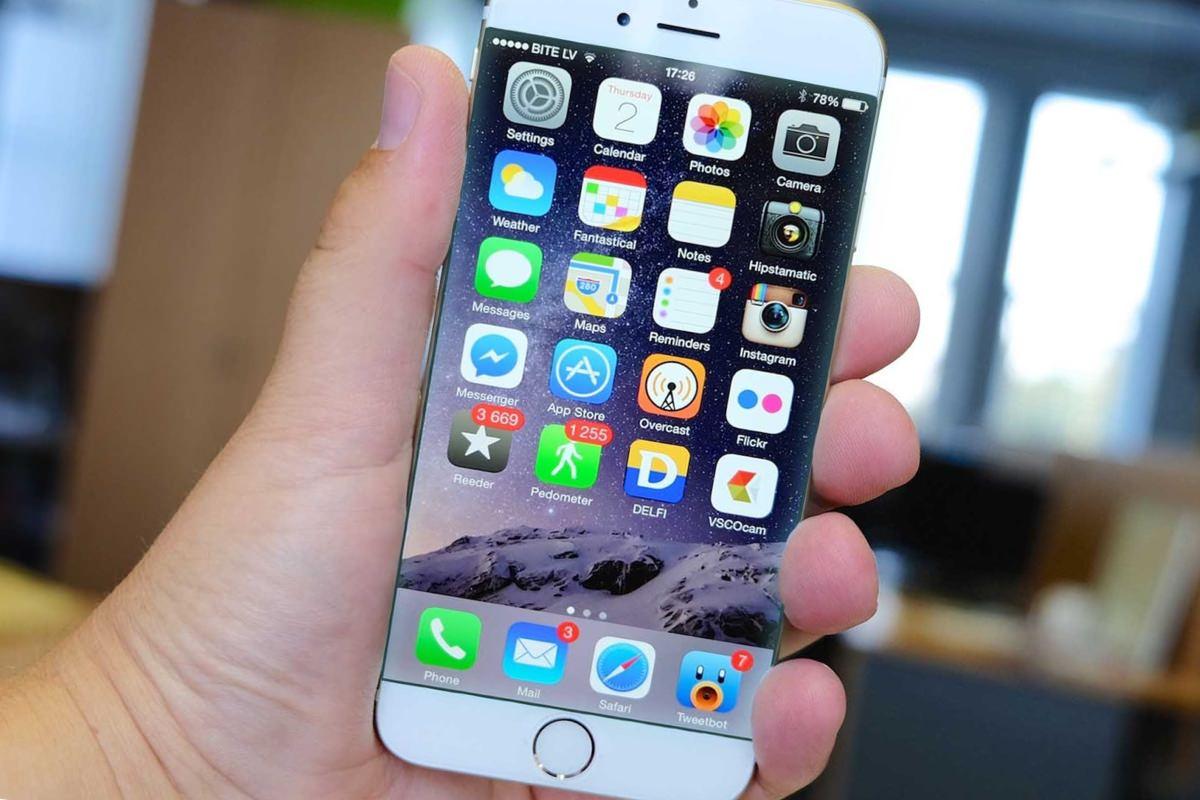 Apple тестирует iPhone 7 без кнопки Home и с USB Type-C
