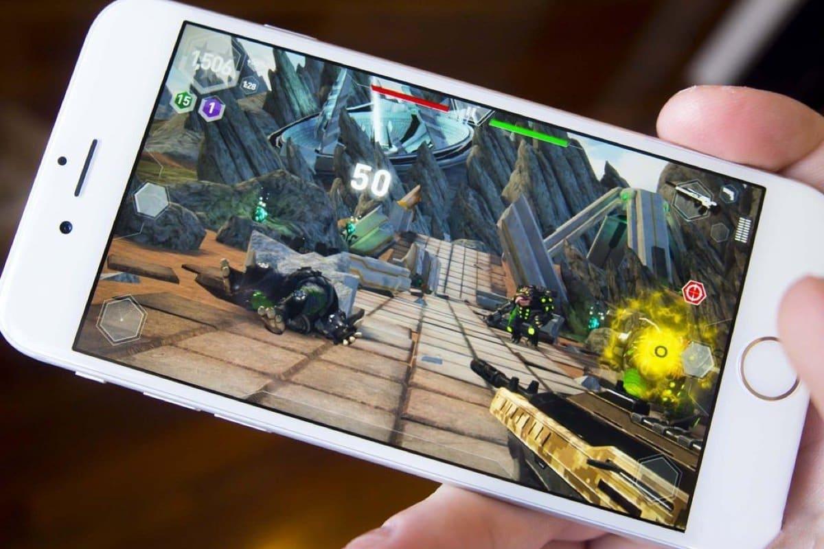 iPhone 7 получит игры с графикой консольного уровня