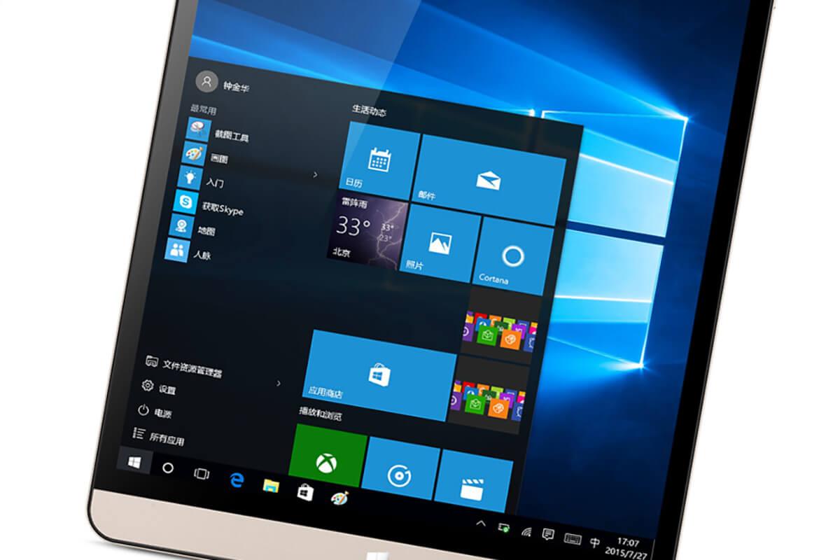 Планшет Onda V919 Air CH на Windows 10 подешевел на 62%