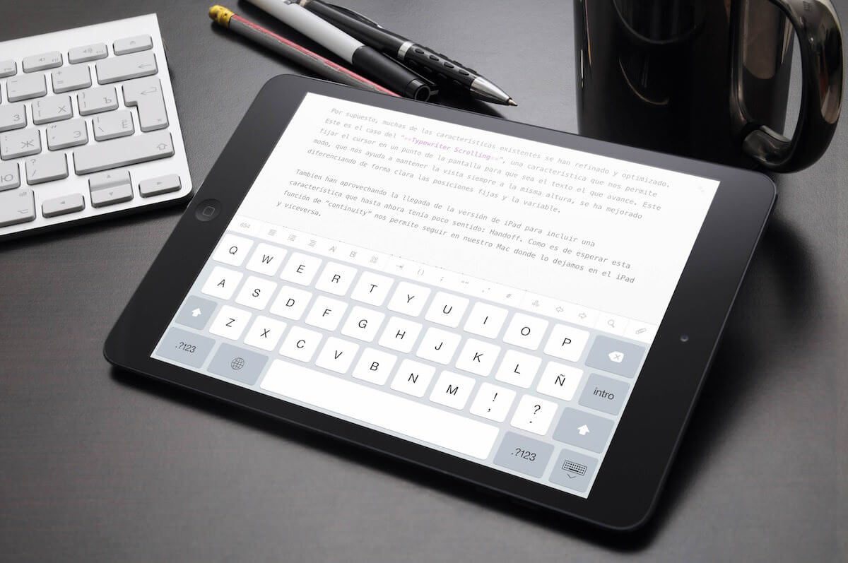ulysses for iPad best writer app free