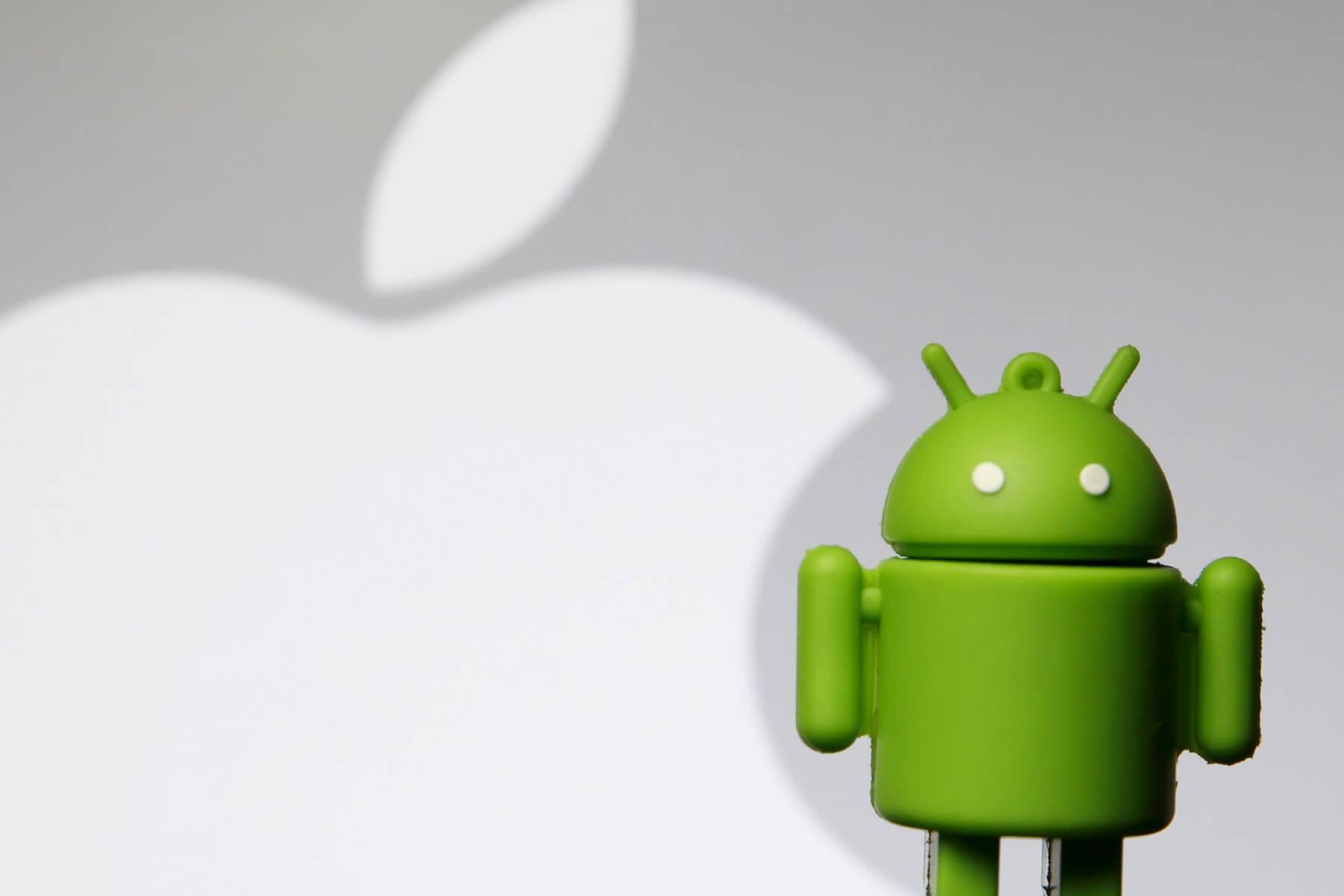 Apple выпустит для Android приложение по переходу с iOS