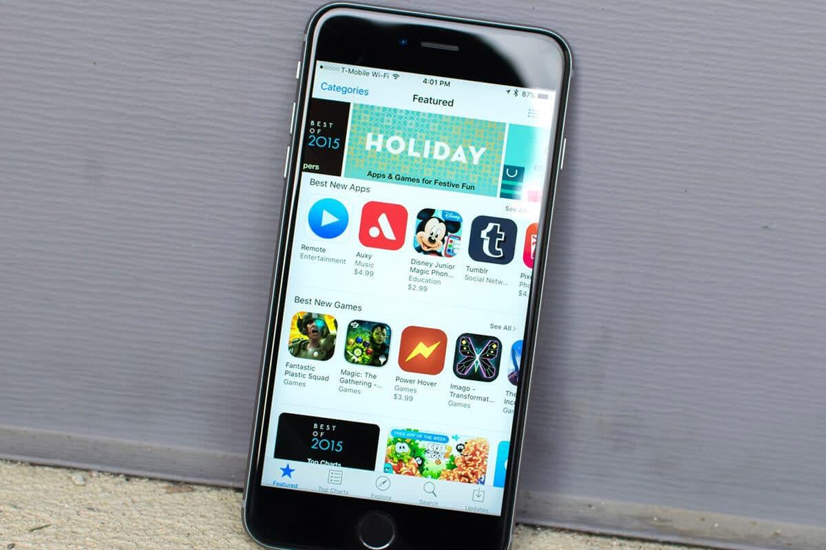 App Store Russia