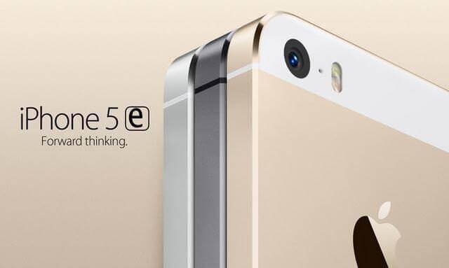 Apple iPhone 5e 2