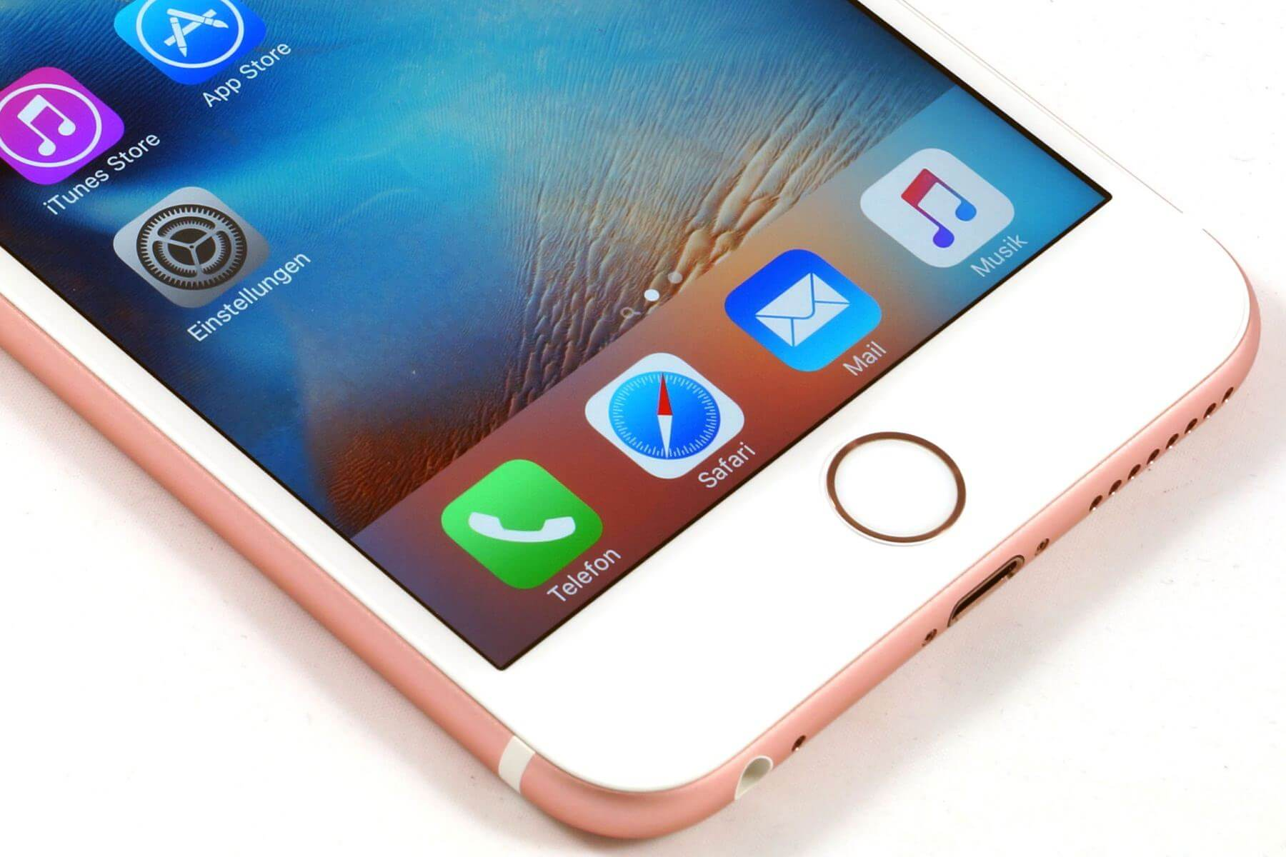Apple сокращает производство iPhone 6s и iPhone 6s Plus